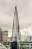 Shard London Bridge, Iconic Skyscraper in the London Skyline Royalty Free Stock Photo