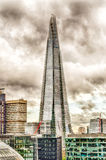Shard London Bridge, Iconic Skyscraper in the London Skyline Royalty Free Stock Images
