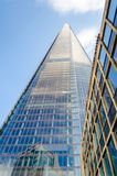 Shard London Bridge, Modern Royalty Free Stock Photography
