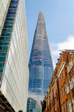 Shard London Bridge Royalty Free Stock Photos