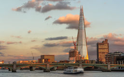 The Shard london Stock Photo
