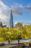 The Shard in London Stock Image