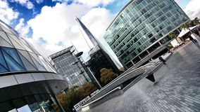 The Shard in London Stock Photography