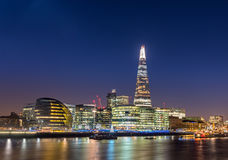 Shard of London Royalty Free Stock Image