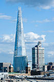 The Shard in London 2013 Royalty Free Stock Photos
