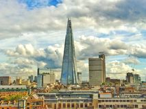 The shard, London Royalty Free Stock Images
