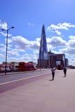 The Shard, London, UK Stock Photos