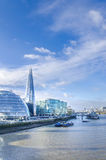 The Shard in London, UK Royalty Free Stock Image