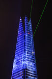 The Shard opening, London Stock Photo