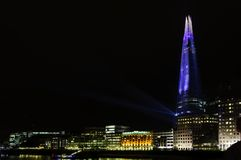 The Shard opening, London Stock Image