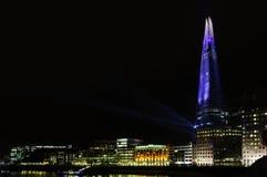 The Shard opening, London Stock Image