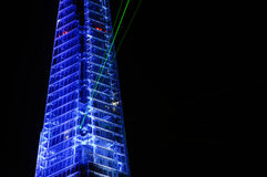 The Shard opening, London Stock Photography