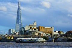 Shard skyline, London Royalty Free Stock Photography