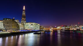 The Shard Skyscraper in London, England Stock Photos