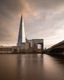 The Shard at Sunset Royalty Free Stock Photography