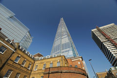 The Shard Royalty Free Stock Photography