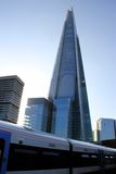 Shard Tower in London Royalty Free Stock Photo