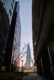 The Shard towering over London Royalty Free Stock Photography