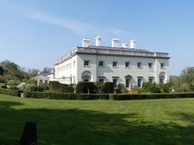 Shardeloes een groot een de 18de eeuwbuitenhuis en Rang maakte een lijst ik van de bouw stock foto