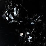 Shards πετάγματος Στοκ Εικόνες