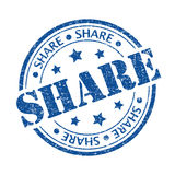 Share Stock Image