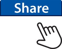 Share button style no.4 vector vector illustration