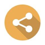Share icon Stock Photos