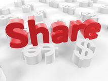 Share symbol Stock Photography