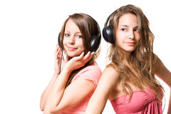 Share your tune... Stock Photo