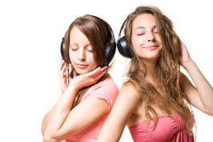 Share your tune... Stock Image