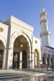Sharif Hussein Bin Ali mosque. In Aqaba, Jordan stock photography