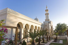 Sharif Hussein Bin Ali mosque Royalty Free Stock Photos
