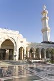 Sharif Hussein Bin Ali mosque. In Aqaba, Jordan royalty free stock photo