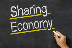 Sharing Economy Stock Photos
