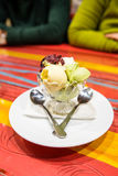 Sharing ice cream Royalty Free Stock Photo
