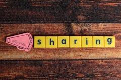 sharing stock foto's