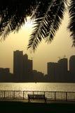 Sharja imágenes de archivo libres de regalías