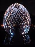 Sharja-Lichtfestival Stockbilder