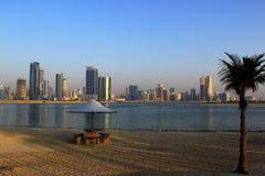 Sharjah Obrazy Stock