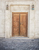 Sharjah dörr Arkivbilder