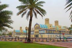 Sharjah, Emirati Arabi Uniti Il Souk centrale immagine stock libera da diritti