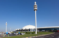 Sharjah International Airport Royalty Free Stock Image