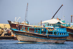 Sharjah - port Stock Images