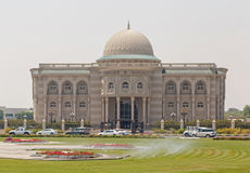 SHARJAH, UAE - MAY 16, 2016: Sharjah Library Stock Photo
