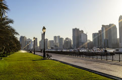 Sharjah UAE Royalty Free Stock Photography