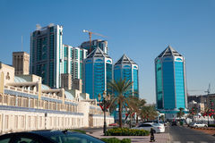 Sharjah UAE Royalty Free Stock Photos
