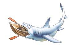 Shark_2 Royalty Free Stock Photo