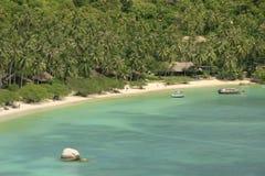 Shark Bay, Ko Tao, Thailand. Shark Bay, Ko Tao island, Thailand royalty free stock photo