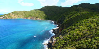 Shark Bay National Park BVI Stock Images