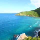 Shark Bay National Park BVI Royalty Free Stock Photo